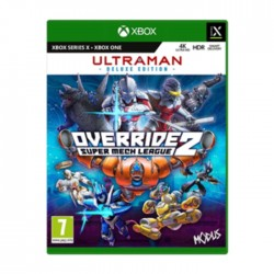 Buy Override 2: Super Mech League Ultraman Deluxe Xbox X in Kuwait | Buy Online – Xcite