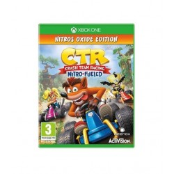 Crash Team Racing Nitro-Fueled: Nitros Oxide Edition - Xbox One Switch Game