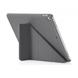 Pipetto Origami Folding Case and Stand For iPad 11-inch (P045-50-4) - Dark Grey