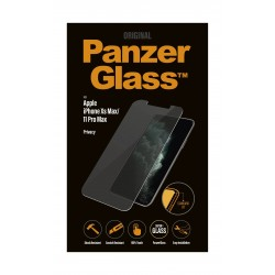Panzer Glass iPhone 11 Pro Max Privacy Screen Protector (P2663) - Clear