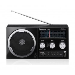 Panasonic RF-800UGA-K Portable Radio/USB/4Bands