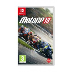 MotoGP 18: Nintendo Switch Game (PAL)
