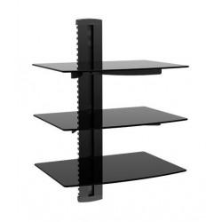Loctek 3 Shelves DVD Wall Mount (PDH803)