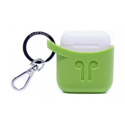 Podpockets AirPod Protection Case - Pear Green