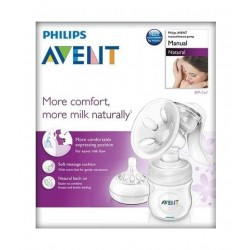 Philips Avent Natural Range Manual Breast Pump