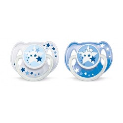 Philips Avent Pacifier X2 - (SCF176/62)