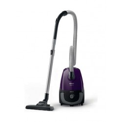 Philips PowerGo 2000W Bag Vacuum Cleaner (FC8295) - Violet