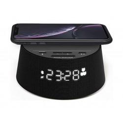 Philips PR702 BT/USB Digital Alarm Clock