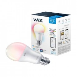 Philips WIZ LED Smart Wi-Fi Colored Bulb