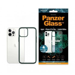 Panzer iPhone 12 Pro Max Anti-Bacterial Case - Green