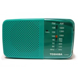 Toshiba Pocket Radio TY-PR20 - Green