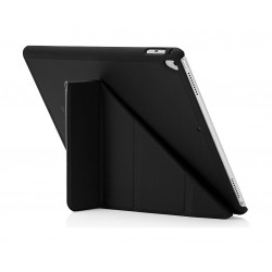 Pipetto Origami Folding Case and Stand For iPad 12.9-inch - Black