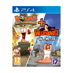 Worms Double Pack: PlayStation 4 Game