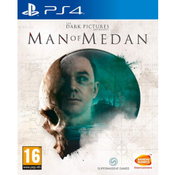 The Dark Pictures: Man of Medan: PlayStation 4 Game