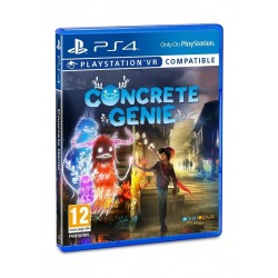 Concrete Genie  - Playstation VR Game
