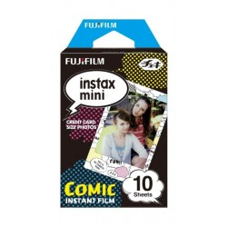 Fujifilm Instax Mini Comic Film – 10 Sheets Per Pack