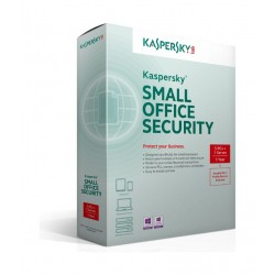 Kaspersky Small Office Security - 5 Users - One Year