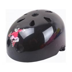 Kids Protective Helmet For Skating- Black