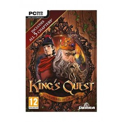 King's Quest: Adventure Of Graham - The Complete Collection - PC Game