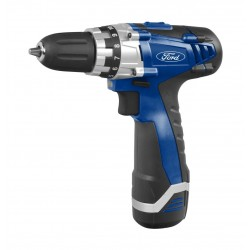 Ford 12 Volts Cordless Drill (FE1-50-12V1) - Blue