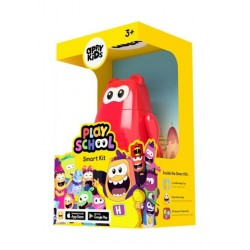 AppyKids Play School Smart Kit - Red