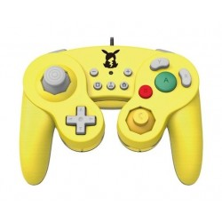 Hori Nintendo Switch: Super Smash Bros GamePad - Pikachu