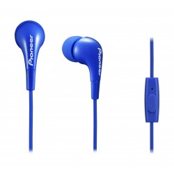 Pioneer Lightweight In-Ear Wired Earphone (SE-CL502T-L) - Blue