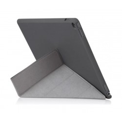 Pipetto Origami Folding Case and Stand For iPad 12.9-inch - Grey