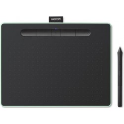 Wacom Intuos Bluetooth Creative Pen Tablet Medium (CTL-6100WLK) - Pistachio Green
