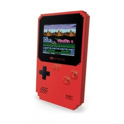 My Arcade Pixel Classic Handheld Gaming System - Red