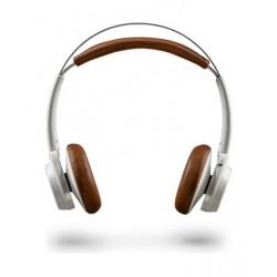 Plantronics Backseat Sense Wireless Headphone (203749-08) - White/Brown