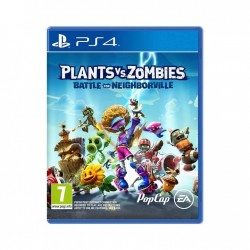 Plants Vs Zombies 3 Battle For Neighborville - PlayStation 4 Game