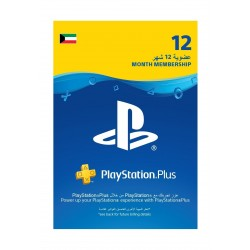 Sony PlayStation 12-Months Membership