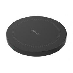 PNY 10W Wireless Charging Base (P-AC-QI-K10W01) - Black