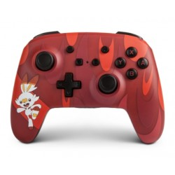 Nintendo Switch PowerA Enhanced Wireless Controller – Pokemon Scorbunny