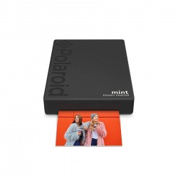 Polaroid Mint Pocket Printer (POLMP02) - Black
