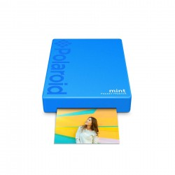 Polaroid Mint Pocket Printer (POLMP02) - Blue