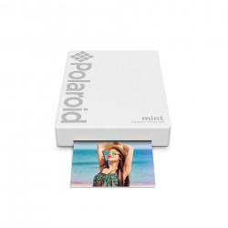 Polaroid Mint Pocket Printer (POLMP02) - White