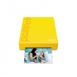 Polaroid Mint Pocket Printer (POLMP02) - Yellow