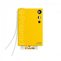 Polaroid Mint Instant Print Digital Camera (POLSP02) - Yellow