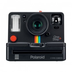 Polaroid Originals OneStep+ Instant Film Camera (009010) - Black
