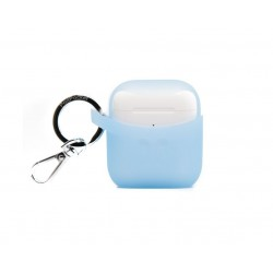 Podpockets Secure Scoop AirPods Protective Case - Powder Blue