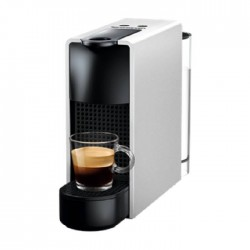 Nespresso Essenza Mini Coffee Machine – Silver (C30-ME-SI-NE)