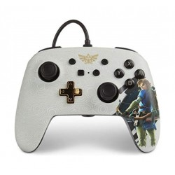 PowerA NS Zelda Enhanced Wired Controller – Link