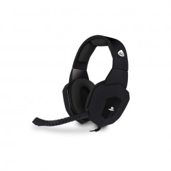 4Gamers Wired Gaming Headphone (PRO4-80) - Black