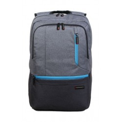 Promate Ascend-BP 15.6-inch Laptop Backpack - Blue/Grey
