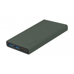 Promate Bolt-10 10000 mAh Smart Charging Power Bank - Green