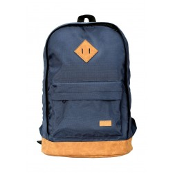 Promate Drake 2 Retro 15.6-inch Backpack - Blue