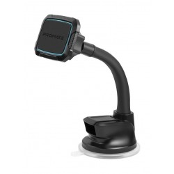 Promate MagMount-6 Anti-Slip Cradle Free Magnetic Car Mount - Blue