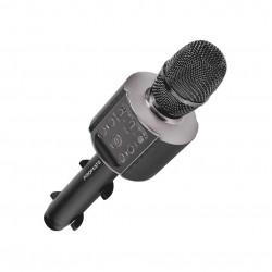 Promate Wireless Karaoke Microphone (VOCALMIC-4) - Black